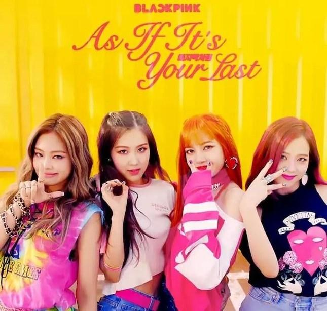"""""""As If It's Your Last"""" đưa BLACKPINK trở thành nhóm nhạc K-Pop có nhiều MV tỉ view nhất ảnh 2"""