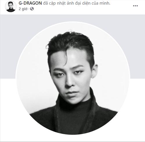 """BIG BANG cập nhật avatar 5 thành viên, """"ông hoàng K-Pop"""" sắp trở lại? ảnh 3"""