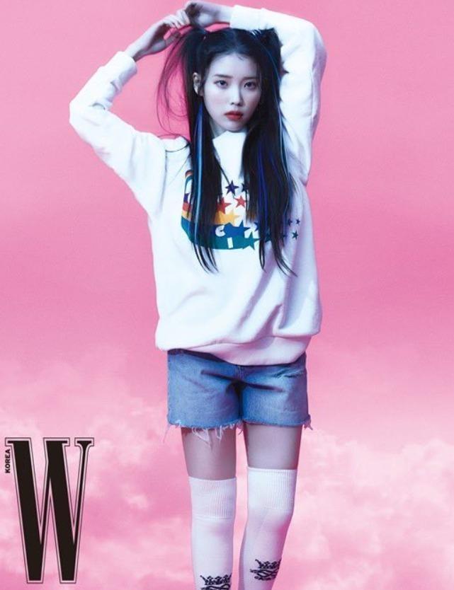 """IU hay Lee Ji Eun, đâu mới là con người thật của """"Em gái quốc dân""""? ảnh 2"""