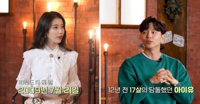 Yêu tinh Kim Shin (Gong Yoo) và Jang Man Wol (IU) hứa hẹn tái ngộ trong cùng một tác phẩm ảnh 1