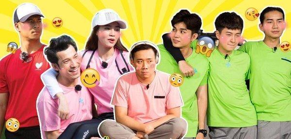 """Jack - Thúy Ngân - Karik là ba thành viên mới tham gia """"Running Man bản Việt"""" năm nay? ảnh 1"""