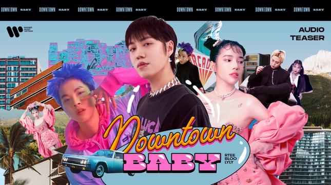 Rapper RTee và Lyly sẽ kết hợp cùng chủ nhân bản hit đạt No.1 BXH Melon tại Hàn Quốc ảnh 1