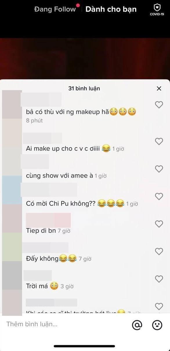 """Hết AMEE đến Hoàng Thùy Linh trở thành """"nạn nhân"""" của âm thanh livestream ảnh 4"""