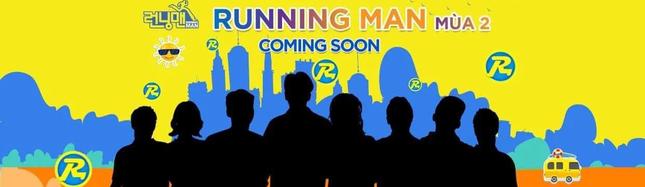 """""""Running Man Việt"""" mùa 2 vừa tung hình dàn cast bí ẩn, netizen nhìn ra ngay Trường Giang ảnh 1"""