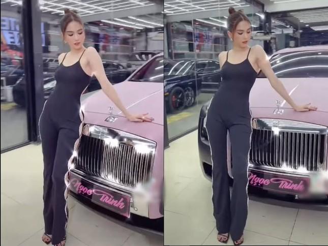 """Ngọc Trinh - Nathan Lee """"đại chiến"""" Rolls-Royce 30 tỷ, Lý Nhã Kỳ cũng bị lôi vào cuộc? ảnh 1"""