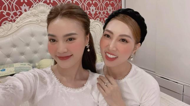 Ninh Dương Lan Ngọc háo hức lên chức chị chồng, netizen lại vào hối cưới ảnh 3