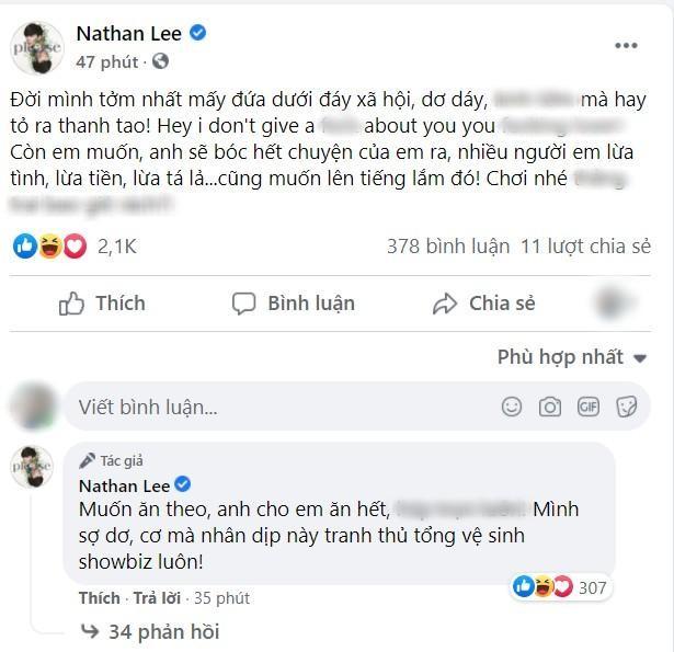 """Cao Thái Sơn nhắc """"ai kia"""" sống sao cho đúng chữ """"sang trọng"""" giữa ồn ào với Nathan Lee ảnh 3"""