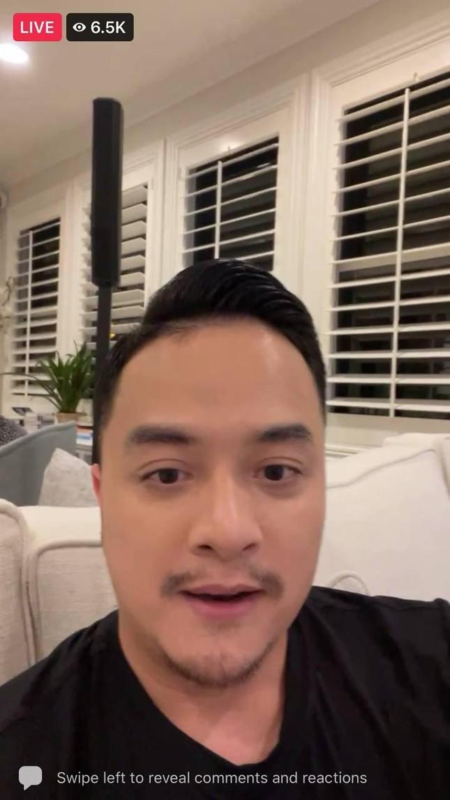 """""""Biến căng"""": Nathan Lee và Cao Thái Sơn """"đại chiến livestream"""", mời cả luật sư vào cuộc ảnh 3"""