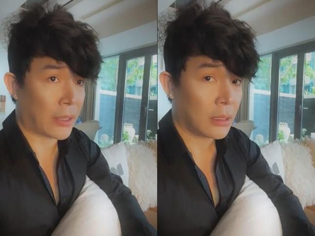 """""""Biến căng"""": Nathan Lee và Cao Thái Sơn """"đại chiến livestream"""", mời cả luật sư vào cuộc ảnh 1"""