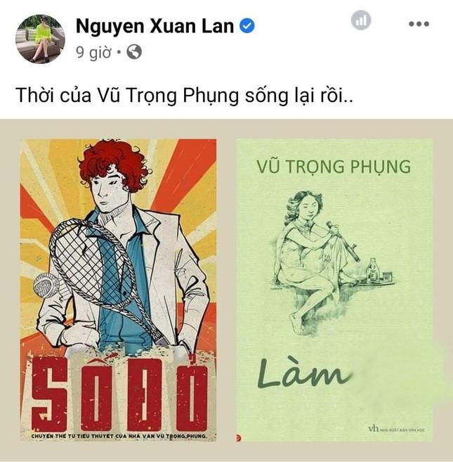 """Hết Cao Thái Sơn, Nathan Lee lại """"tuyên chiến"""" với Xuân Lan và YouTuber Trinh Phạm ảnh 1"""