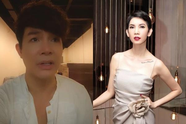 """Hết Cao Thái Sơn, Nathan Lee lại """"tuyên chiến"""" với Xuân Lan và YouTuber Trinh Phạm ảnh 3"""