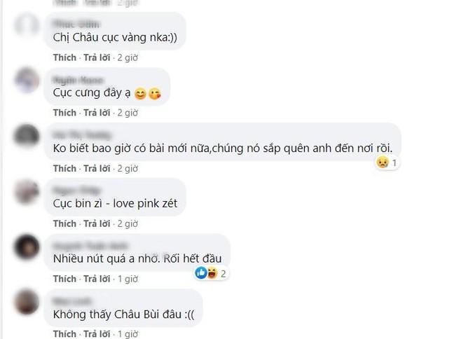 """Binz gọi dàn máy làm nhạc là """"cục cưng"""", netizen lại réo tên Châu Bùi ảnh 2"""