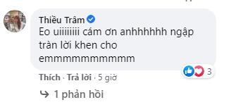 """Thiều Bảo Trâm được khen ngợi tự lập, anti-fan ám chỉ """"quen dựa dẫm ê-kíp Sơn Tùng M-TP"""" ảnh 2"""