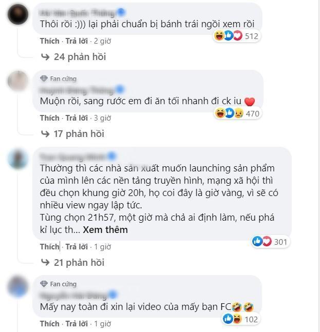 """Fan hết hơi đi xin màn hát live """"Muộn Rồi Mà Sao Còn"""", Sơn Tùng M-TP thông báo ra hẳn MV ảnh 2"""