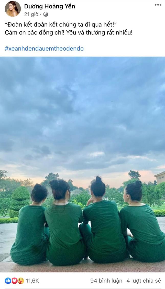 """Dương Hoàng Yến mời hội chị em """"Sao Nhập Ngũ"""" và Mũi trưởng Long xuất hiện trong MV mới? ảnh 1"""