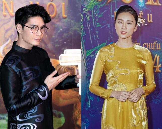 Huy Trần đưa mẹ đi ủng hộ phim mới của Ngô Thanh Vân, cặp đôi sắp công khai? ảnh 1