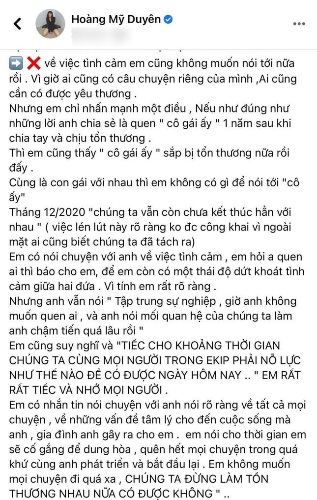 """Không còn úp mở, Du Uyên khẳng định Đạt G dùng vũ lực với mình, lén lút hẹn hò """"cô gái ấy"""" ảnh 3"""
