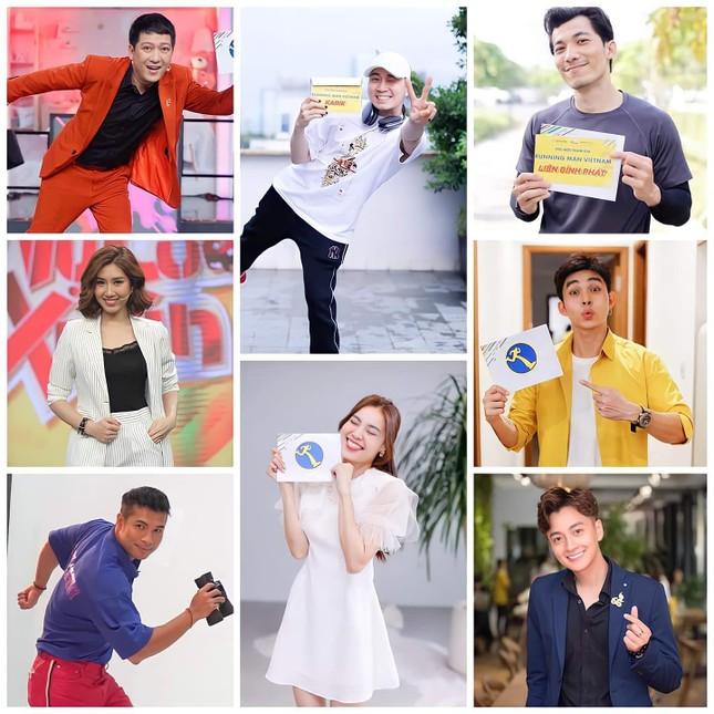 """""""Chốt sổ"""" dàn cast Running Man Việt mùa 2: Vắng hai """"thánh chơi dơ"""" BB Trần và Trấn Thành ảnh 3"""