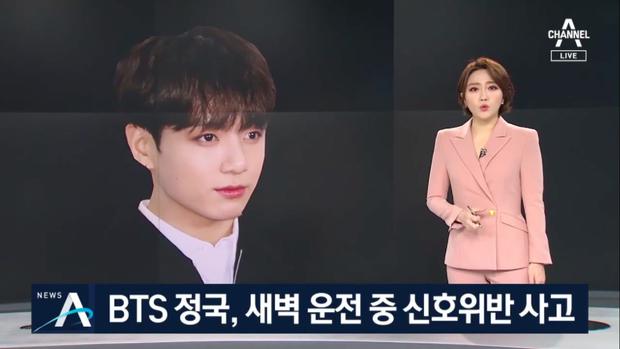 """Scandal bủa vây Jungkook BTS: Từ nghi vấn hẹn hò gái lạ, tai nạn xe hơi đến """"Itaewon"""" ảnh 4"""