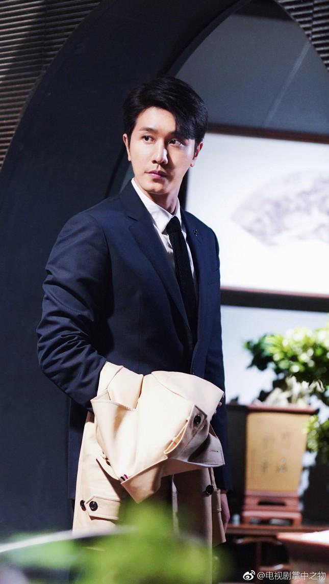 """7 tra nam khiến chị em """"quay xe lẹ"""" trong phim Trung: Phó Thận Hành là """"đệ nhất trai đểu"""" ảnh 8"""