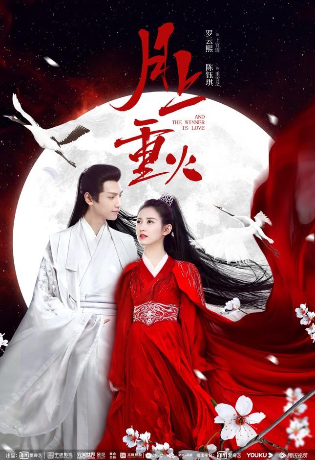 """""""Nguyệt Thượng Trọng Hỏa"""" tung trailer: La Vân Hy phong thái xuất thần khiến fan xuýt xoa ảnh 1"""