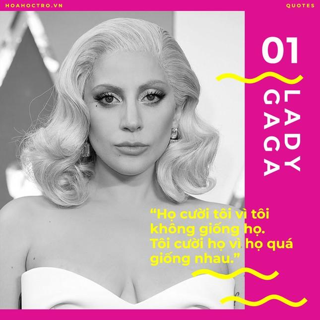 Lady Gaga, Rihanna, Beyoncé - những đóa hồng kiêu hãnh không bao giờ chịu cúi đầu ảnh 1