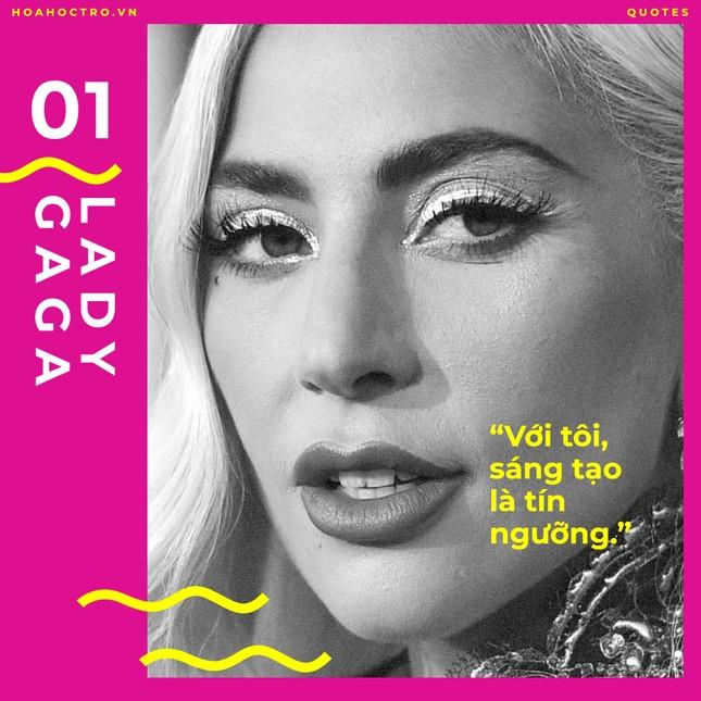 Lady Gaga, Rihanna, Beyoncé - những đóa hồng kiêu hãnh không bao giờ chịu cúi đầu ảnh 6
