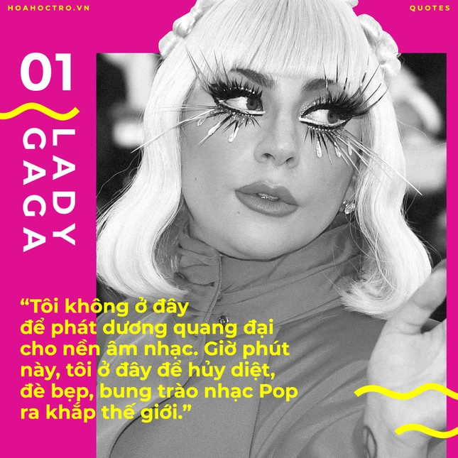 Lady Gaga, Rihanna, Beyoncé - những đóa hồng kiêu hãnh không bao giờ chịu cúi đầu ảnh 7