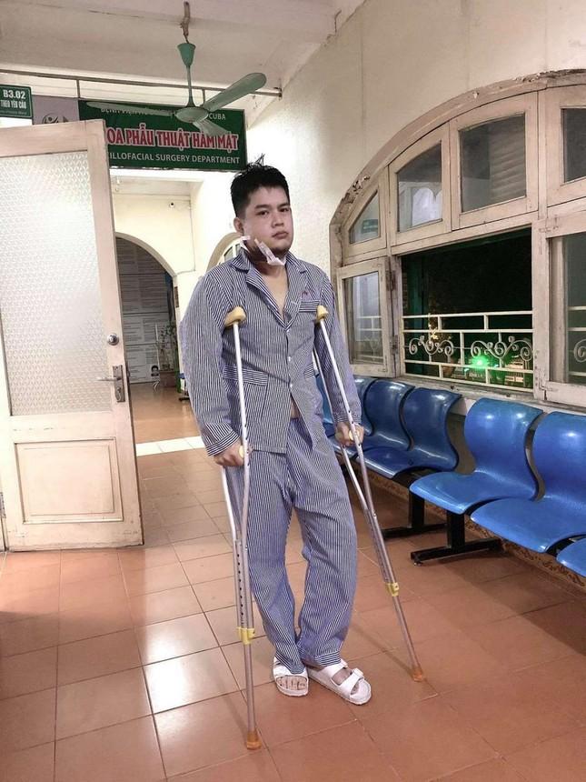 Long Chun nuối tiếc vì không kịp hóa thân thành Đại Nghĩa, quyết chiến thắng bệnh tật ảnh 2