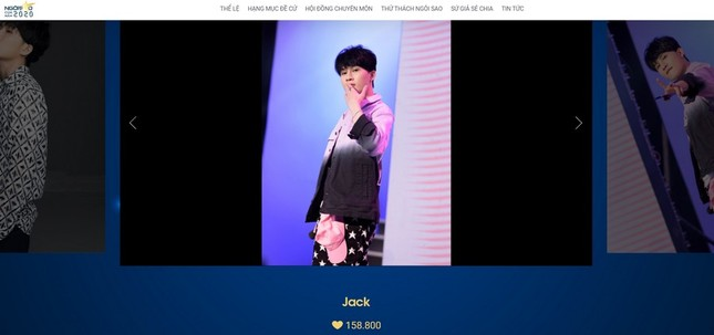 """Liệu Jack có thể """"all-kill"""" tất cả các giải thưởng âm nhạc đang diễn ra vào đầu năm mới? ảnh 5"""