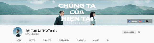 Sau khi Thiều Bảo Trâm hủy theo dõi, Instagram của Sơn Tùng M-TP vượt mốc 6 triệu follower ảnh 4