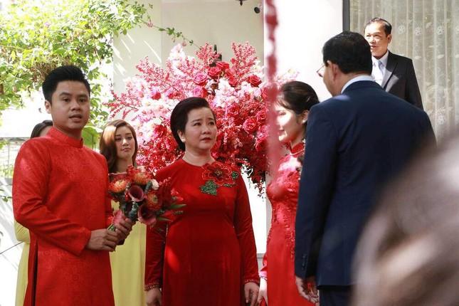 Đám cưới của Primmy Trương - Phan Thành: Đưa đón bằng siêu xe, phù dâu là Hoa hậu ảnh 6