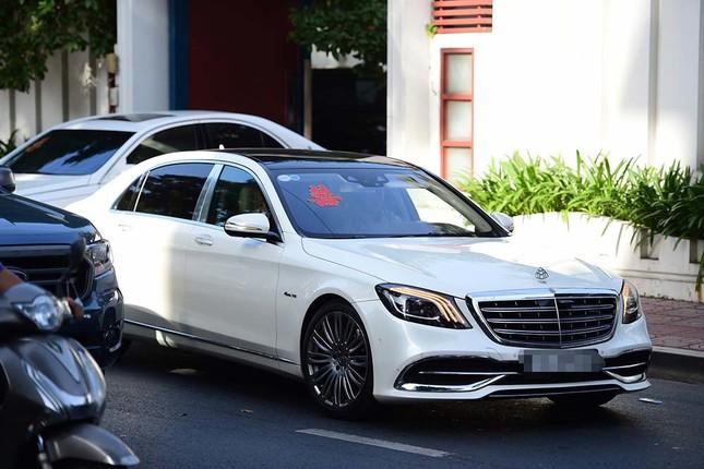 Đám cưới của Primmy Trương - Phan Thành: Đưa đón bằng siêu xe, phù dâu là Hoa hậu ảnh 3