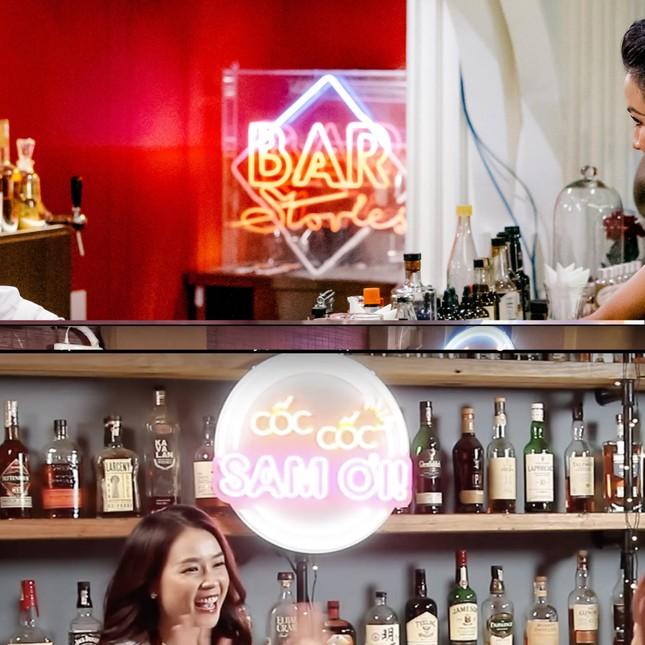 """""""Bar Stories"""" và """"Cốc cốc Sam ơi!"""" giống nhau đến mức khó hiểu, liệu có phải chỉ là trùng hợp? ảnh 3"""