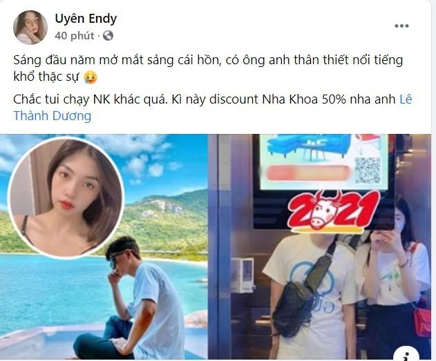Chân dung cô nàng hotgirl được netizen đặt nghi vấn hẹn hò với ca sĩ Ngô Kiến Huy ảnh 5
