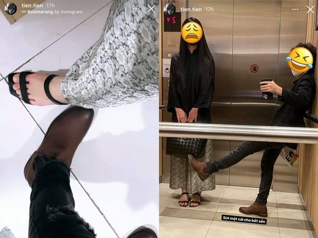 """Tiên Tiên liên tục đăng ảnh Helly Tống, netizen lại được dịp """"đẩy thuyền"""" nhiệt tình ảnh 2"""