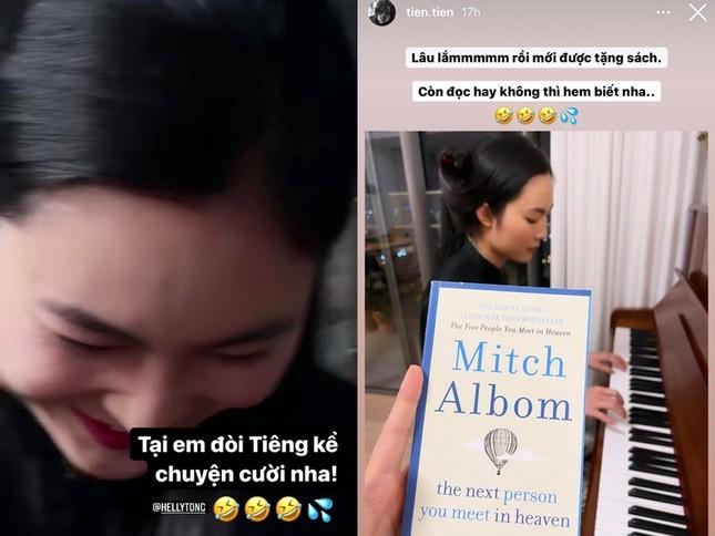 """Tiên Tiên liên tục đăng ảnh Helly Tống, netizen lại được dịp """"đẩy thuyền"""" nhiệt tình ảnh 3"""