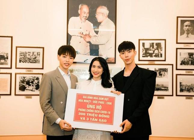 Hòa Minzy quyên góp 50 triệu đồng cho tỉnh Hải Dương phòng chống dịch COVID-19 ảnh 3
