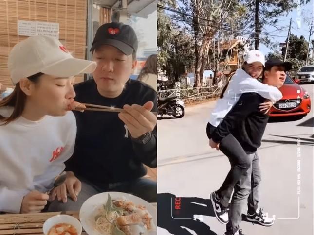 Nhã Phương khoe video tình tứ bên Trường Giang, bày tỏ mong muốn có con trai ảnh 1
