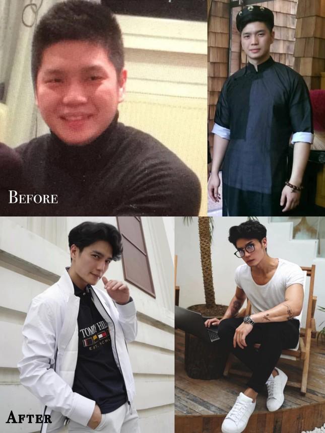 """Bạn trai tin đồn của Ngô Thanh Vân chứng minh chỉ cần giảm cân là có nhan sắc """"thượng thừa"""" ảnh 1"""