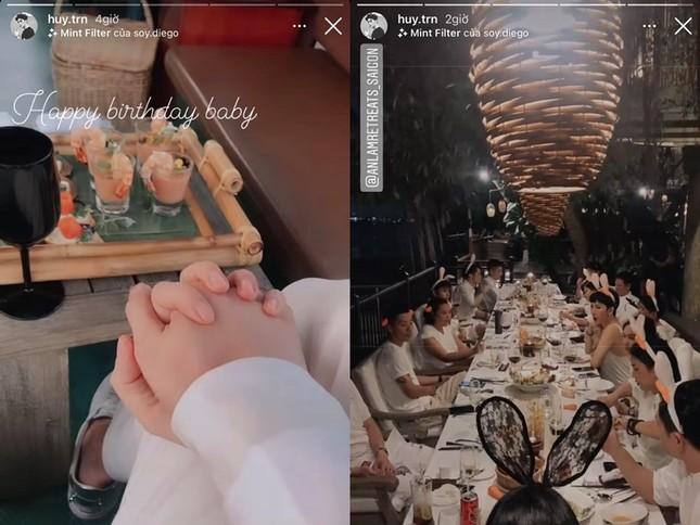 Sao Việt chúc mừng sinh nhật Ngô Thanh Vân, nhắc khéo đến bạn trai tin đồn: V-Biz sắp có đám cưới? ảnh 2