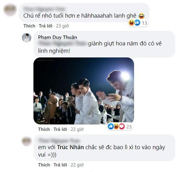 Sao Việt chúc mừng sinh nhật Ngô Thanh Vân, nhắc khéo đến bạn trai tin đồn: V-Biz sắp có đám cưới? ảnh 5