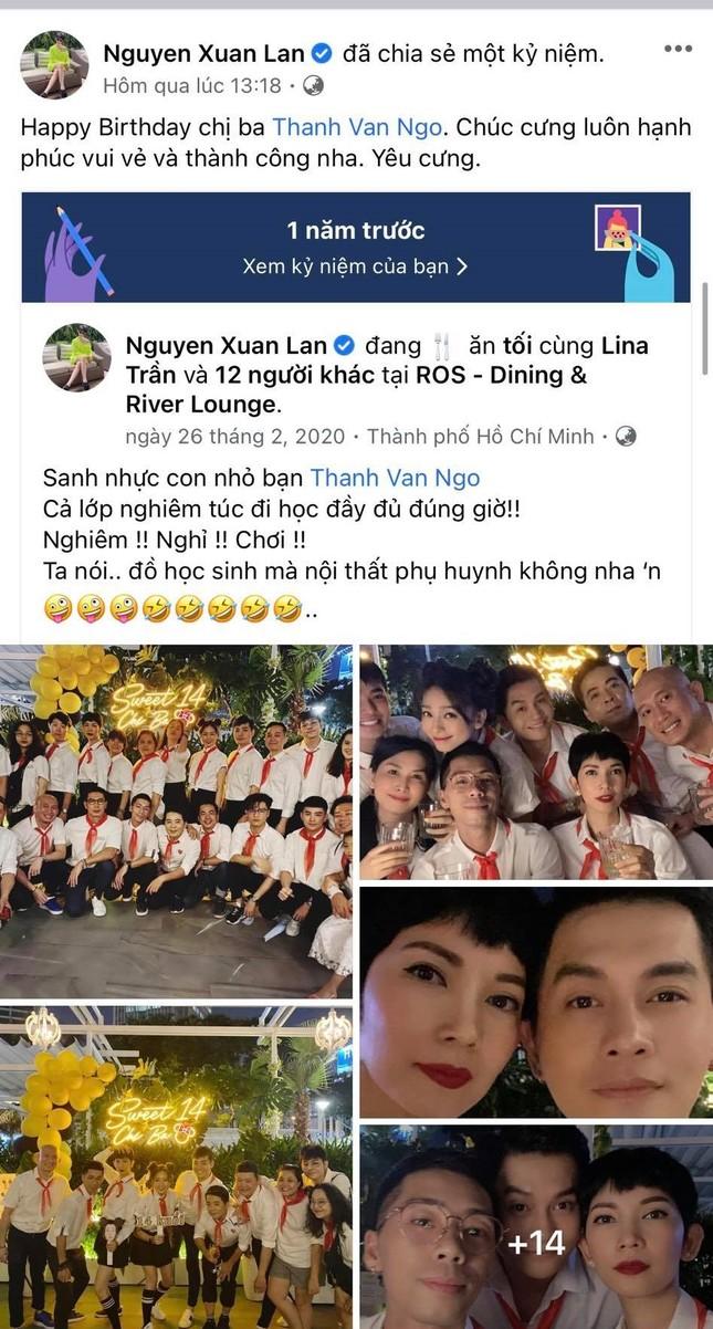 Sao Việt chúc mừng sinh nhật Ngô Thanh Vân, nhắc khéo đến bạn trai tin đồn: V-Biz sắp có đám cưới? ảnh 6