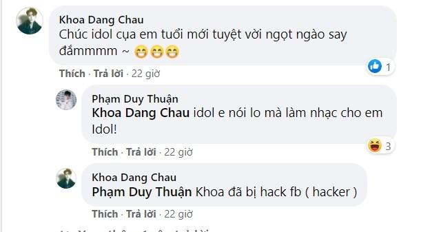 Sao Việt chúc mừng sinh nhật Ngô Thanh Vân, nhắc khéo đến bạn trai tin đồn: V-Biz sắp có đám cưới? ảnh 4