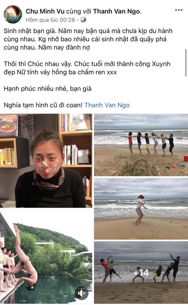 Sao Việt chúc mừng sinh nhật Ngô Thanh Vân, nhắc khéo đến bạn trai tin đồn: V-Biz sắp có đám cưới? ảnh 7