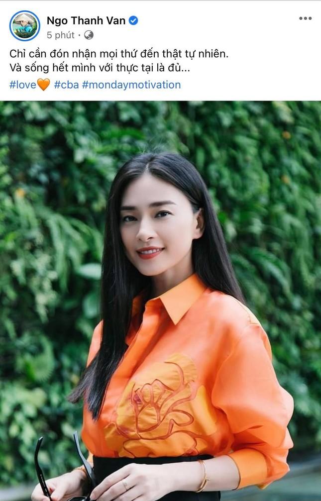 Động thái đầu tiên của Ngô Thanh Vân sau khi xác nhận hạnh phúc vì có Huy Trần ở bên ảnh 2