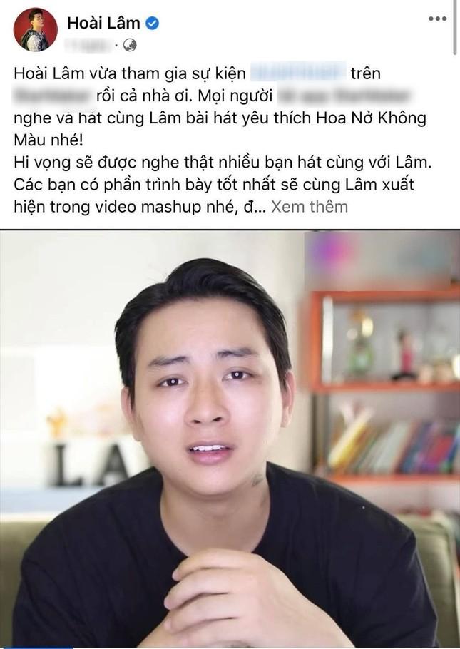 """Hoài Lâm đăng clip cận mặt, tươi tắn trò chuyện với fan sau thời gian """"ở ẩn"""" ảnh 1"""