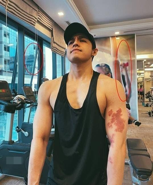 """Noo Phước Thịnh đăng ảnh """"thả thính"""", netizen lại bóc mẽ trình photoshop """"giả trân"""" ảnh 4"""