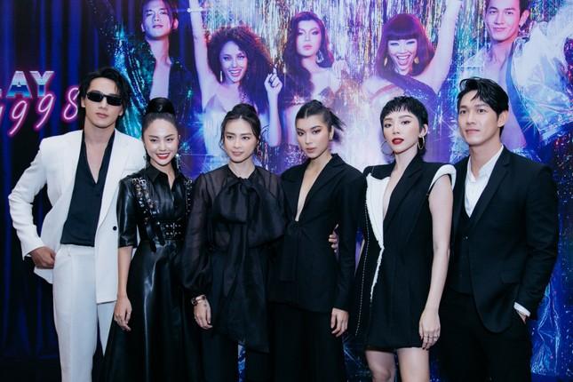 Tóc Tiên tiết lộ công việc cực nhất từng trải qua nhưng khán giả chỉ chú ý đến hashtag ảnh 4