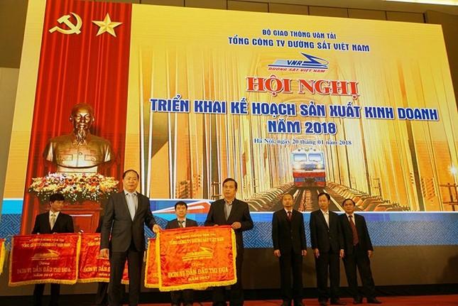 Đẩy nhanh đề án tái cơ cấu Tổng Cty Đường sắt Việt Nam ảnh 1